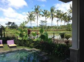 Villa Kemuning, Тегаллаланг (рядом с городом Tampaksiring)