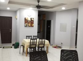 3 room holiday aparment