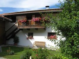 Bauernhof Aiblinger, Aschau im Chiemgau (Bernau am Chiemsee yakınında)