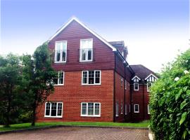 St Raphael House 1 bed, City Centre Charming Apartments, Basingstoke