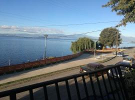 Cabañas Lago Ranco, Lago Ranco (Puerto Nuevo yakınında)