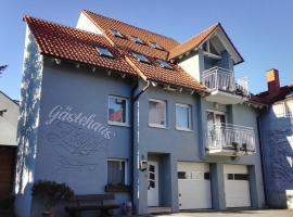Wirtshaus & Hotel Zur Alten Brauerei Zapf, Uettingen