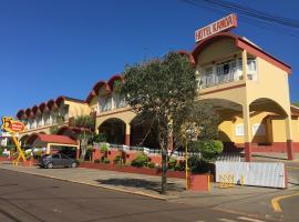 Kanoa Hotel, Santo Antônio da Platina (Ribeirão do Pinhal yakınında)