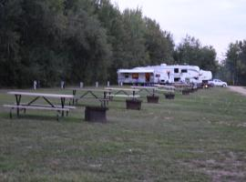 Plamondon Whitesands Campground, Plamondon