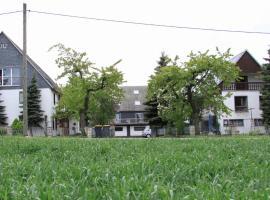 Pension Hubertushof, Freiberg (Brand-Erbisdorf yakınında)