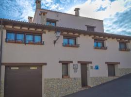 La Posada de Clotilde, Cella (Gea de Albarracín yakınında)