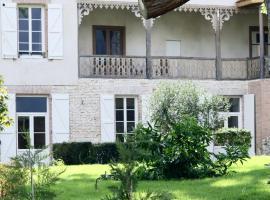 La Belle Montoise, Beaumont-de-Lomagne (рядом с городом Escazeaux)
