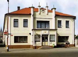 Penzion Česká Koruna, Čáslav (V destinaci Žleby a okolí)