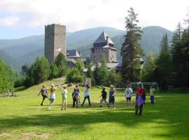 Burg Finstergrün, Ramingstein