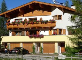 Ferienhaus - Appartements Padrins, Obernberg am Brenner