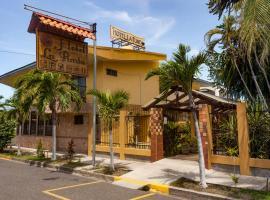 Hotel La Punta, Puntarenas (Naranjo yakınında)