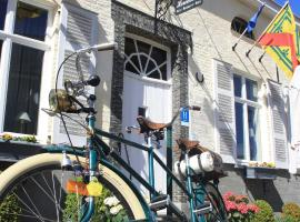 Horenbecca Boutique Hotel, Horebeke (Sint-Kornelis-Horebeke yakınında)