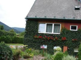 Apartmán Chaloupka, Bělá pod Pradědem (Filipovice yakınında)