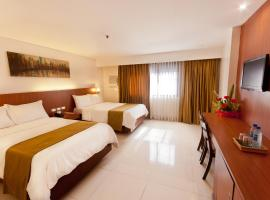 Chriscent Ville Hotel, Tagbilaran City