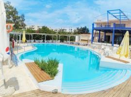 Hotel Vergina, Lagonissi