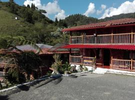 Hospedaje El Mirador, Santa Rosa de Cabal (Near Termales)