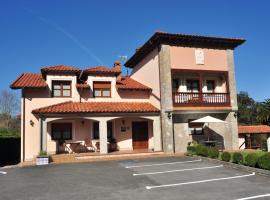 Apartamentos Al pie de Mañanga, Parres de Llanes (La Pereda de Llanes yakınında)