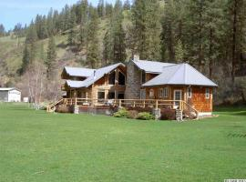 Clearwater River Lodge, Stites