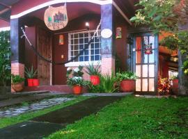 El Risco Hostel: Bed and Breakfast, Alto Boquete