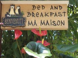 Bed & Breakfast Ma Maison
