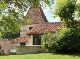 Le Pigeonnier, Manoir de Longeveau, Pillac
