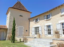 Chez Grelon, Saint-Séverin (рядом с городом Palluaud)