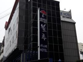 Songdo Blue Hotel, Incheon