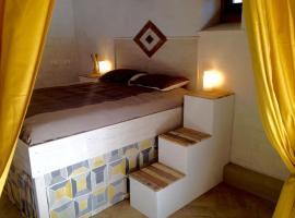 Rainbow Apartment, Provaglio Val Sabbia (Sabbio Chiese yakınında)