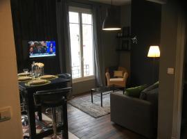 Résidence Champs Bouillant
