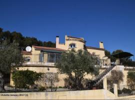 Villa Violette, Ensuès-la-Redonne (рядом с городом Le Rove)