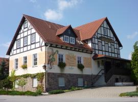 Landgasthof Pension Schützenhaus, Dürrhennersdorf (Lauba yakınında)