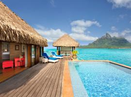 The St Regis Bora Bora Resort, Bora Bora