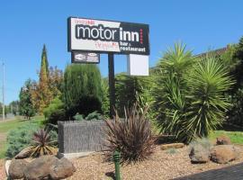 Bristol Hill Motor Inn & Peppa's Licensed Restaurant, Maryborough (Talbot yakınında)