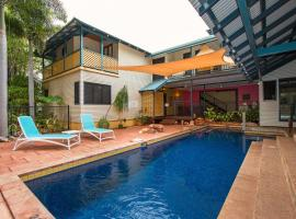 The Courthouse Bed & Breakfast, Broome