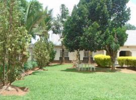 Paula Guest House, Gulu (Near Erute)