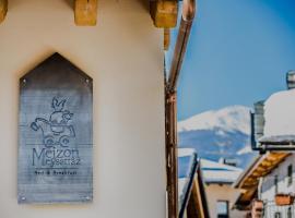 Meizon Meysattaz, Aosta (Saint-Christophe yakınında)
