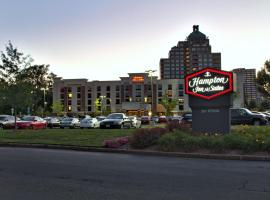 Hampton Inn & Suites East Hartford