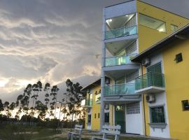 Hotel Pousada Laguna Rosa, Barra de Ibiraquera