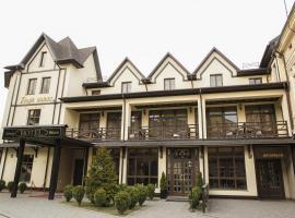 Georg Palace Hotel, Chernivtsi