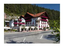 Hotel Gasthof Neuner, Imst (Karrösten yakınında)