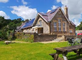 The School House B&B, Llandysul (Near Pencader)