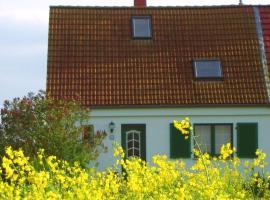 Ferienhaus Luise, Lüdershagen (Ahrenshagen yakınında)