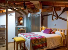 Hotel Rural Emina, Valbuena de Duero (Castroverde de Cerrato yakınında)