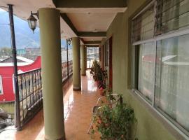 Hotel Casa Shalom, Nebaj (рядом с городом Huehuetenango)