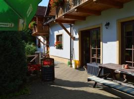 Pension Druhý domov, Nový Bor (Česká Lípa yakınında)