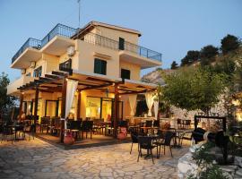 Zephyros Rooms And Apartments, Drymon (рядом с городом Exanthia)