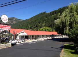 Overlander Motel, Chase (Squilax yakınında)