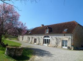 Domaine de la Vaysse chambres d'hôtes, Martel (рядом с городом Gluges)