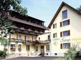 Landhotel Salmen, Oberkirch (Ringelback yakınında)