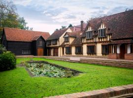 Great Hallingbury Manor, Бишопс-Стортфорд (рядом с городом Грейт-Холлингбери)
